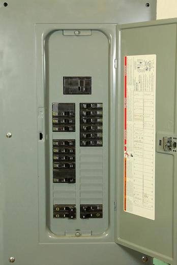 Circuit Breaker Panel Denton, TX